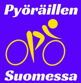 pyoraillen Suomessa logo