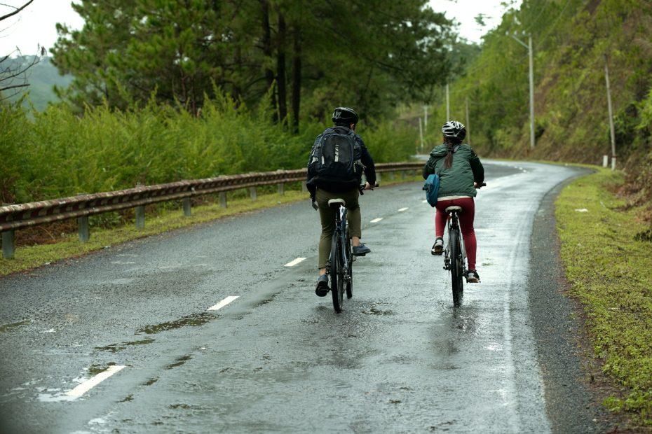 Pyöräilijän pakolliset varusteet
